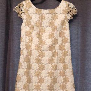 EUC Lilly Pulitzer shift dress. Size 8